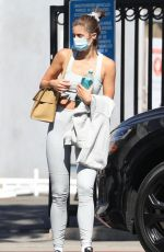 Taylor Hill Post workout in Beverly Hills