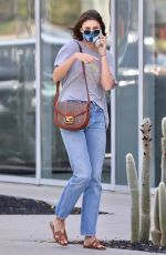 Taylor Hill Spotted out running errands in Los Angeles