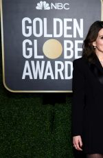 Tina Fey Attending the 78th Annual Golden Globe Awards in Beverly Hills