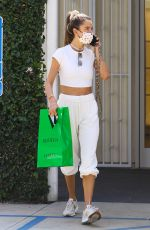 Alessandra Ambrosio Goes shopping in West Hollywood