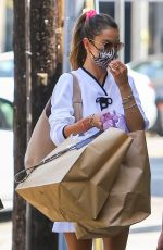 Alessandra Ambrosio Out shopping in Pacific Palisades