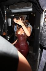 Anastasia Karanikolaou (aka Stassie baby) flaunts her fit body as she leaves the nice guy in West Hollywood