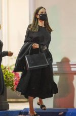 Angelina Jolie Out in Los Angeles