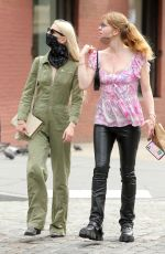 Anya Taylor-Joy Out and about in NY