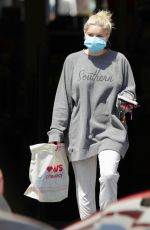 Ariel Winter Pictured heading to a CVS store in Los Angeles