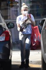 Ariel Winter Shops for summer outfits at Urban Outfitters in Los Angeles