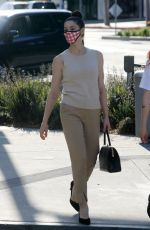 Ashley Greene Leaving a business lunch meeting in West Hollywood