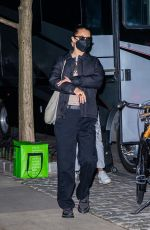 Bella Hadid Steps out in New York