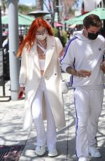 Bella Thorne Out and about in Beverly Hills