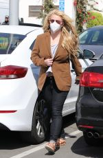Britney Spears Out for shopping in Malibu