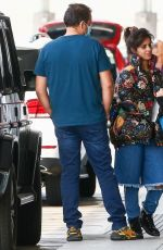 Camila Cabello Heads to the airport with her mom in Coral Gables