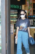 Cara Santana and Boyfriend Get Breakfast Together Then Walk There Dog in West Hollywood