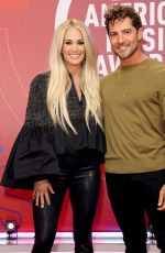 Carrie Underwood At 2021 Latin American Music Awards, at the BB&T Center in Sunrise, Florida