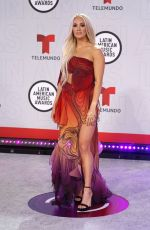 Carrie Underwood At 2021 Latin American Music Awards in Sunrise