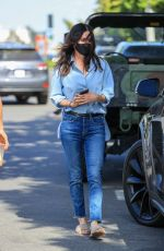Courteney Cox Out in West Hollywood