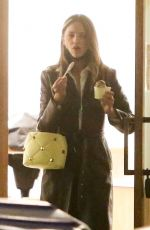 Eiza Gonzales Getting ice cream in Los Angeles