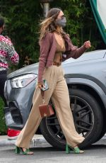 Eiza Gonzalez Out in West Hollywood