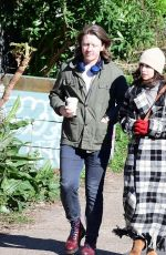 Emilia Clarke Out and about in Regent Canal