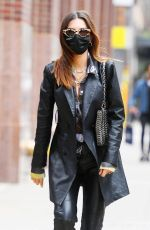 Emily Ratajkowski Out and about in NY
