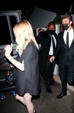 Emma Roberts Leaving an Oscars party in LA