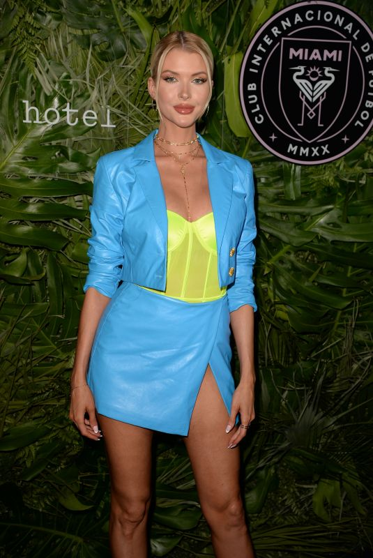 Erin Michelle Cummins At The Goodtime Hotel opening, Miami, Florida, USA
