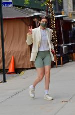 Gigi Hadid Out in New York