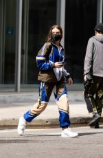 Hailee Steinfeld Spotted out & about in New York