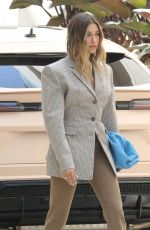 Hailey Bieber Out in Los Angeles