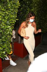 Hailey & Justin Bieber leave Giorgio Baldi restaurant in Los Angeles