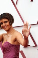 Halle Berry At 93rd Academy Awards in Los Angeles