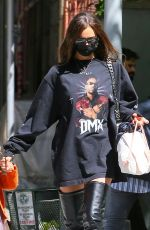 Irina Shayk Spotted out & about with her daughter in New York