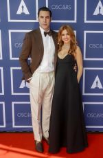 Isla Fisher Virtually attending the 93rd Academy Awards from Sydney