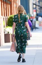 Jennifer Lawrence Out in Tribeca