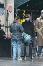 Jessica Chastain Out and about in NY
