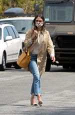 Jordana Brewster Out shopping in Los Angeles