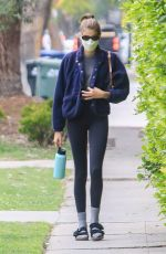 Kaia Gerber O&A in West Hollywood