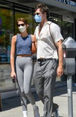 Kaia Gerber Out in Loz Feliz
