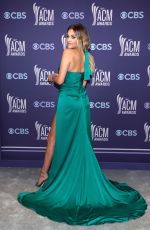 Kelsea Ballerini Attending the 56th Academy Of Country Music Awards in Nashville