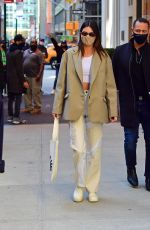 Kendall Jenner Heads to the Greenwich hotel after checking out of Four Seasons in New York City