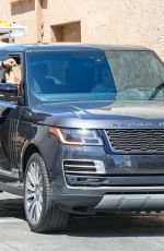 Kendall Jenner Spotted out getting takeout food from Croft in Beverly Hills