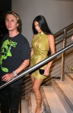 Kim Kardashian Turns up the heat for a night out in Miami Beach