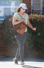 Leighton Meester Out in Santa Monica