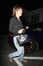 Lisa Rinna Is out for a night on the town in Los Angeles