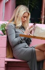 Lottie Moss Out and about in New York