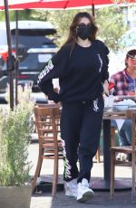 Madison Beer Grabs lunch in Los Angeles