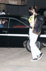 Madison Beer Out for dinner in Malibu