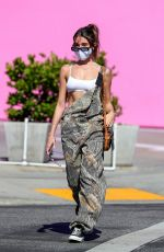Madison Beer Out for late lunch in West Hollywood