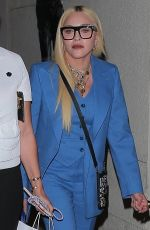 Madonna At Craig´s in West Hollywood