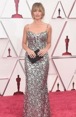 Margot Robbie Attending the 93rd Academy Awards in Los Angeles