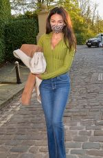 Michelle Keegan Out in Cheshire